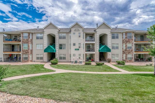 5667 S Urban Street #305, Littleton, CO 80127 (#9912296) :: Kimberly Austin Properties