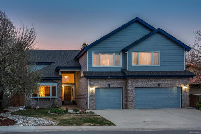 7931 Eagle Feather Way, Lone Tree, CO 80124 (#9912427) :: Colorado Team Real Estate