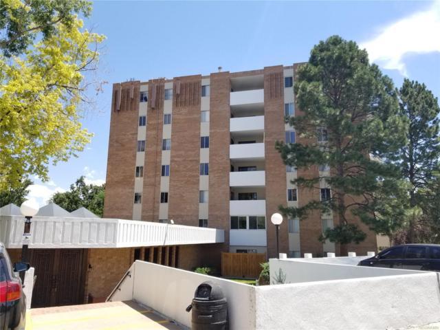 2880 S Locust Street S600, Denver, CO 80222 (MLS #9912468) :: 8z Real Estate