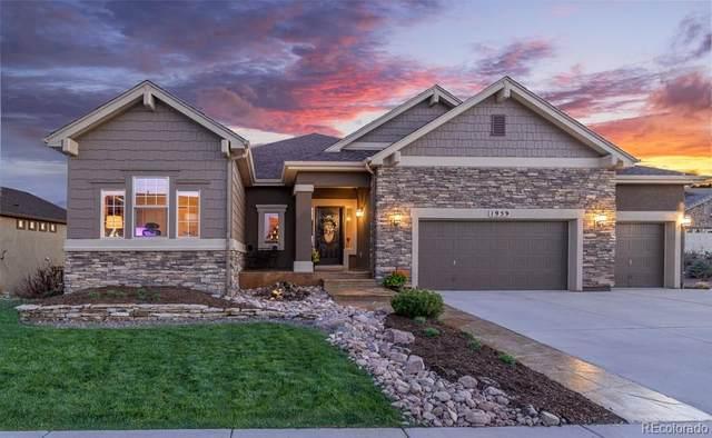 1959 Ripple Ridge Road, Colorado Springs, CO 80921 (#9912532) :: Portenga Properties
