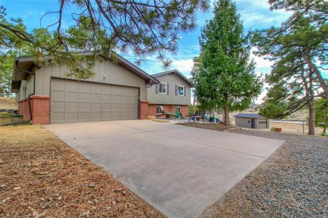 8592 E Summit Road, Parker, CO 80138 (#9912546) :: The Peak Properties Group