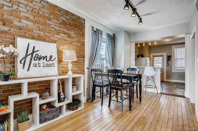 121 E 8th Avenue, Denver, CO 80203 (#9912592) :: Bring Home Denver with Keller Williams Downtown Realty LLC
