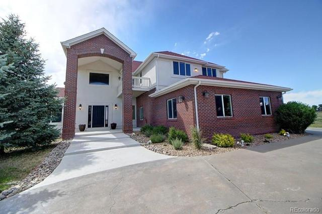 42085 London Drive, Parker, CO 80138 (#9912672) :: HomeSmart Realty Group