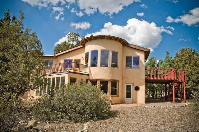 1544 Antelope Way, Crestone, CO 81131 (#9912689) :: Wisdom Real Estate