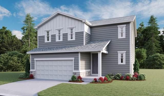 81 S Edge Cliff Street, Castle Rock, CO 80104 (MLS #9913040) :: 8z Real Estate