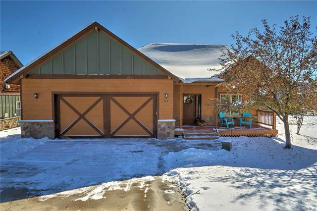 869 Ute Circle, New Castle, CO 81647 (#9913281) :: The DeGrood Team