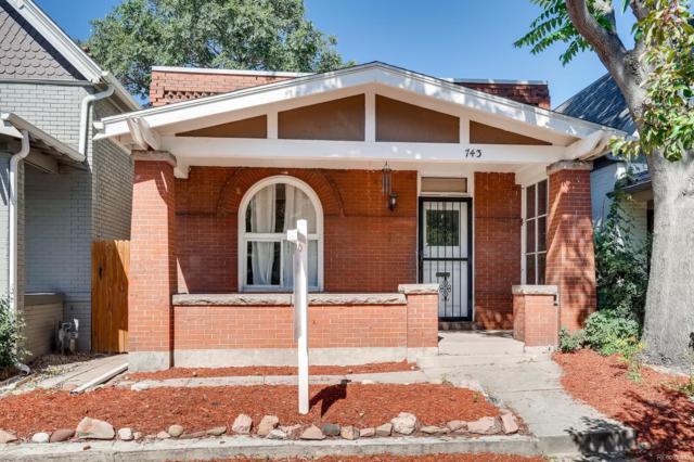 743 Inca Street, Denver, CO 80204 (MLS #9913286) :: 8z Real Estate
