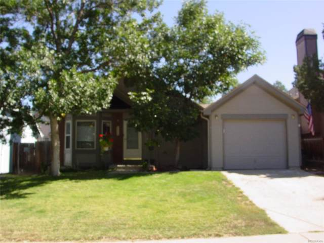 4772 S Yampa Street, Aurora, CO 80015 (#9913425) :: 5281 Exclusive Homes Realty