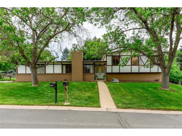 6075 S Cherrywood Circle, Centennial, CO 80121 (MLS #9913448) :: 8z Real Estate