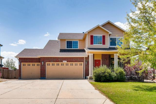 2623 Lilac Circle, Erie, CO 80516 (#9913546) :: House Hunters Colorado