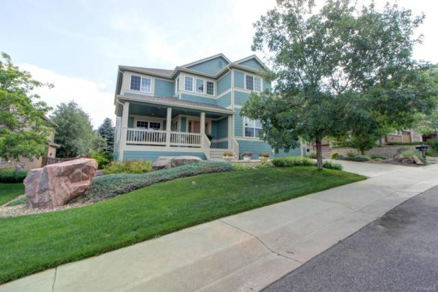 586 Blue Jay Drive, Golden, CO 80401 (#9913588) :: Structure CO Group