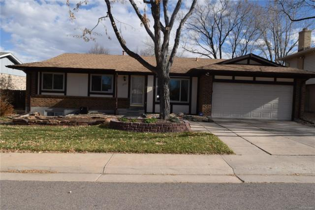 2552 S Pagosa Way, Aurora, CO 80013 (#9913598) :: Bring Home Denver