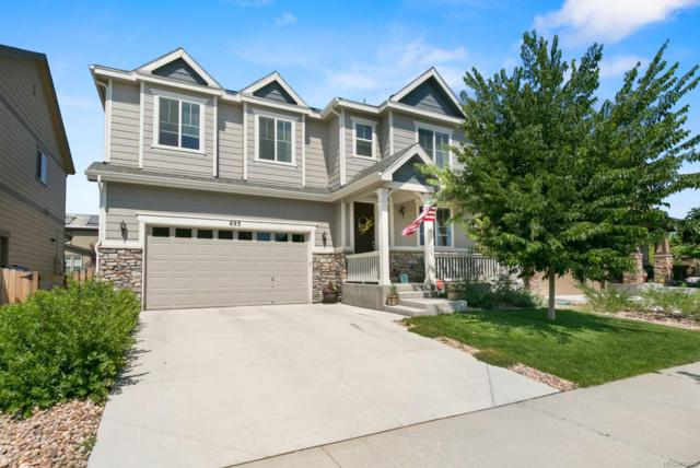 693 Jarvis Drive, Erie, CO 80516 (#9913697) :: The Pete Cook Home Group