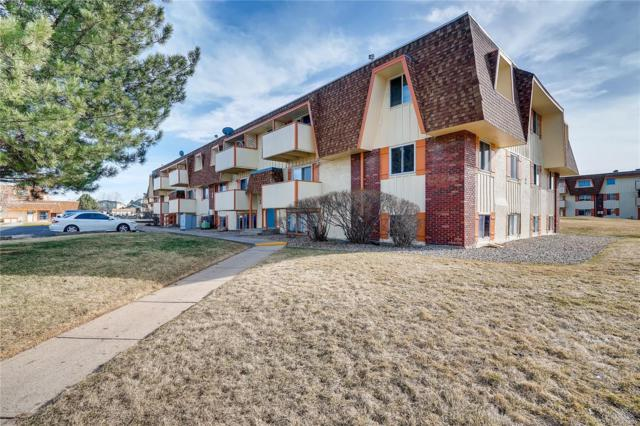 10211 Ura Lane 2-303, Thornton, CO 80260 (#9914075) :: The Peak Properties Group