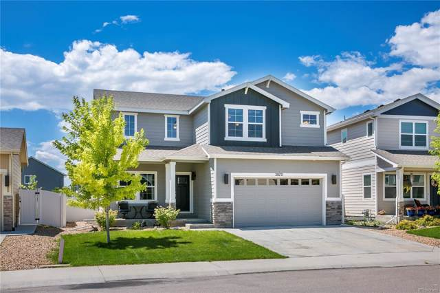 2872 Hydra Drive, Loveland, CO 80537 (MLS #9914139) :: Keller Williams Realty