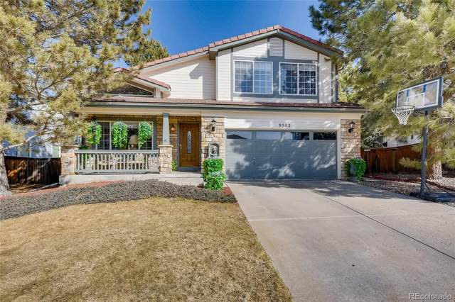 9562 Desert Willow Way, Highlands Ranch, CO 80129 (#9914449) :: The Dixon Group
