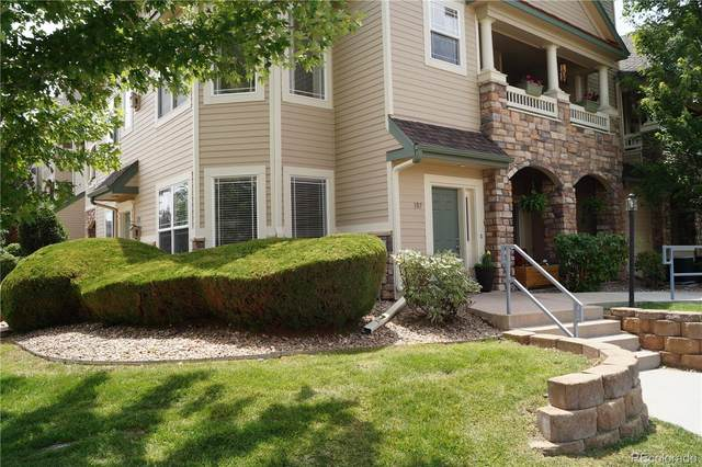 8329 S Independence Circle S #107, Littleton, CO 80128 (#9914567) :: Kimberly Austin Properties