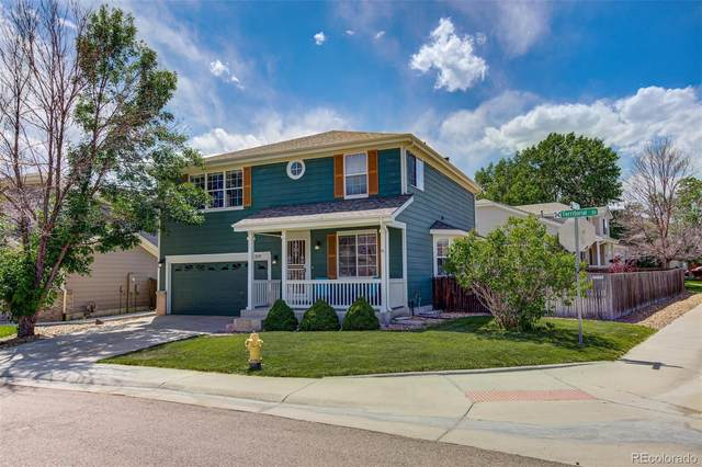5359 Territorial Street, Parker, CO 80134 (#9914738) :: Compass Colorado Realty