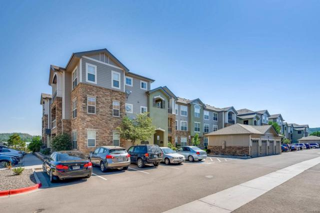 1561 Olympia Circle #201, Castle Rock, CO 80104 (#9915687) :: The Griffith Home Team