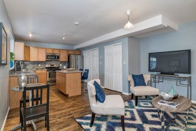 724 E 18th Avenue, Denver, CO 80203 (#9915795) :: Berkshire Hathaway Elevated Living Real Estate