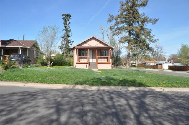 105 S King Street, Denver, CO 80219 (MLS #9916330) :: 8z Real Estate
