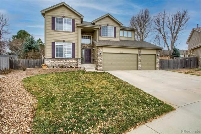 12492 S Arcaro Creek Court, Parker, CO 80134 (MLS #9916630) :: 8z Real Estate