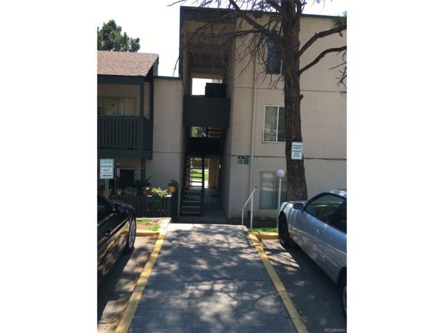 9700 E Iliff Avenue A11, Denver, CO 80231 (MLS #9917223) :: 8z Real Estate