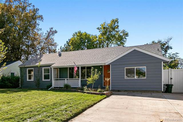 3271 S Lafayette Street, Englewood, CO 80113 (#9917313) :: The HomeSmiths Team - Keller Williams