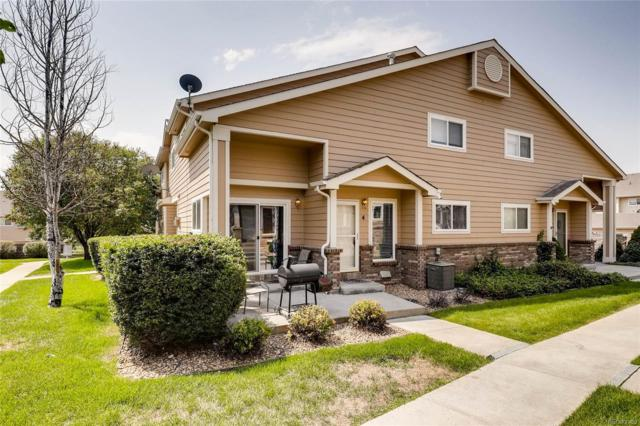 1601 Great Western Drive #4, Longmont, CO 80501 (#9917719) :: The HomeSmiths Team - Keller Williams