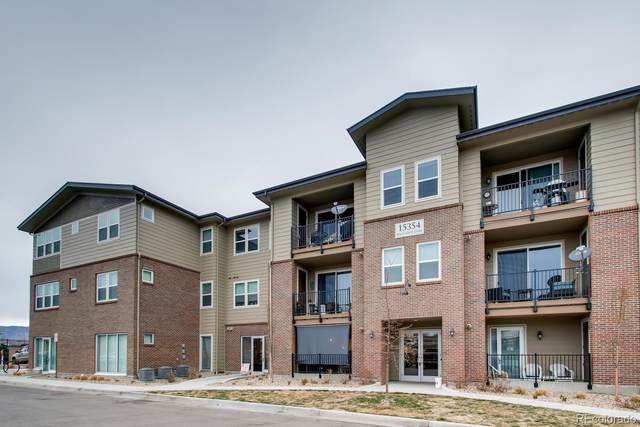 15354 W 64th Lane #108, Arvada, CO 80007 (#9917728) :: Berkshire Hathaway HomeServices Innovative Real Estate