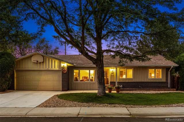 8101 E Linvale Place, Denver, CO 80231 (#9917771) :: The HomeSmiths Team - Keller Williams