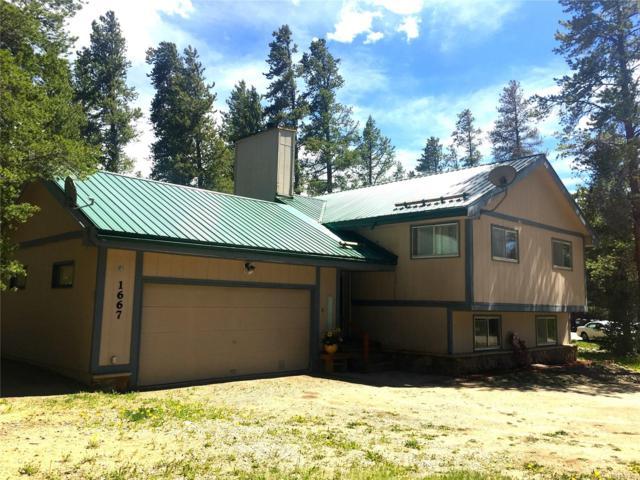 1667 Four Seasons Boulevard, Leadville, CO 80461 (MLS #9918075) :: 8z Real Estate
