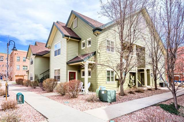 5464 Zephyr Street #203, Arvada, CO 80002 (#9918300) :: Sultan Newman Group