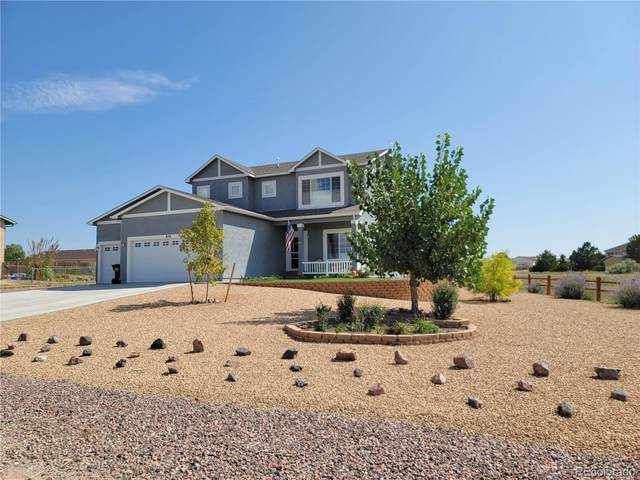 858 S Sweetwater Drive, Pueblo West, CO 81007 (#9918365) :: HomeSmart