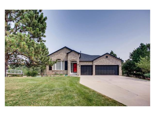 1471 Conifer Trail, Elizabeth, CO 80107 (MLS #9918371) :: 8z Real Estate