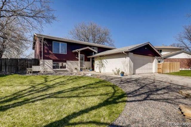 13397 W 67th Drive, Arvada, CO 80004 (#9918630) :: Bring Home Denver with Keller Williams Downtown Realty LLC