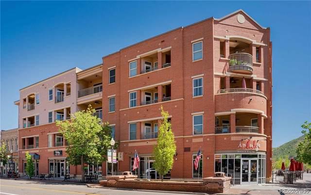 1275 Washington Avenue R205, Golden, CO 80401 (#9918735) :: Arnie Stein Team | RE/MAX Masters Millennium