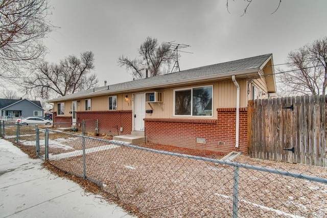 302 N 7th Avenue, Brighton, CO 80601 (#9918912) :: Realty ONE Group Five Star