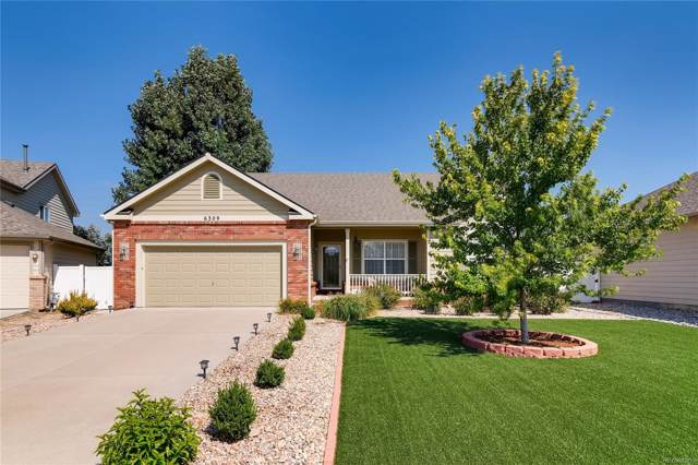 6309 W 4th Street Road, Greeley, CO 80634 (#9919204) :: The DeGrood Team