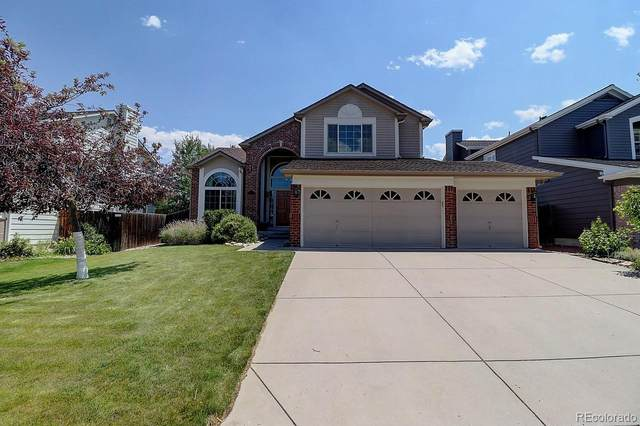 9865 Cypress Point Circle, Lone Tree, CO 80124 (#9919361) :: The Harling Team @ Homesmart Realty Group
