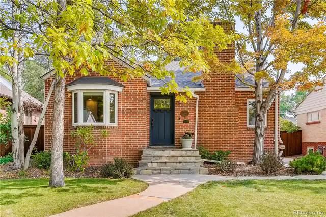 1266 Bellaire Street, Denver, CO 80220 (MLS #9920349) :: 8z Real Estate