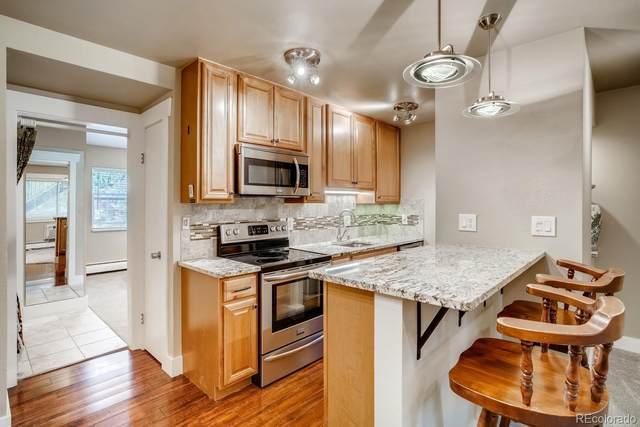 5875 E Iliff Avenue #202, Denver, CO 80222 (#9920736) :: The Griffith Home Team