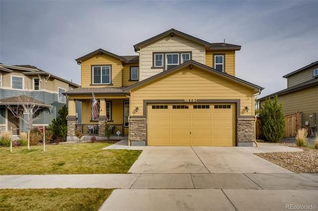11802 Edenfeld Street, Parker, CO 80134 (MLS #9921859) :: 8z Real Estate