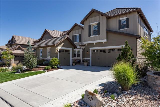 10678 Skydance Drive, Highlands Ranch, CO 80126 (#9922228) :: The Heyl Group at Keller Williams