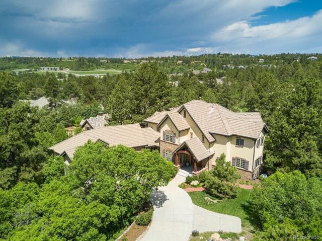 1076 Country Club Estates Drive, Castle Rock, CO 80108 (#9922713) :: The Heyl Group at Keller Williams