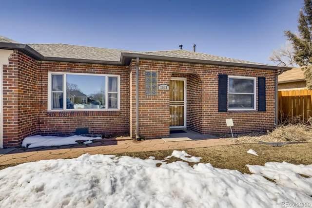 2525 Pontiac Street, Denver, CO 80207 (#9923113) :: The Griffith Home Team
