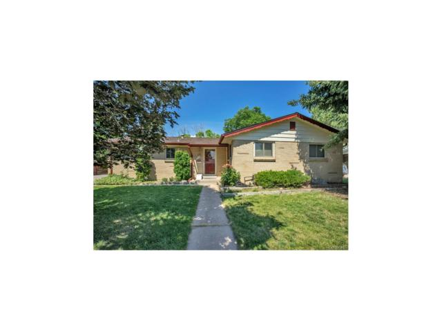 1395 S Zephyr Street, Lakewood, CO 80232 (MLS #9923153) :: 8z Real Estate