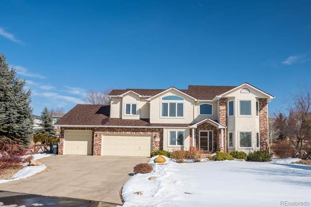 1239 Northridge Drive, Erie, CO 80516 (#9923268) :: The HomeSmiths Team - Keller Williams