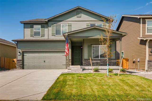 365 Maple Street, Bennett, CO 80102 (#9923288) :: Symbio Denver