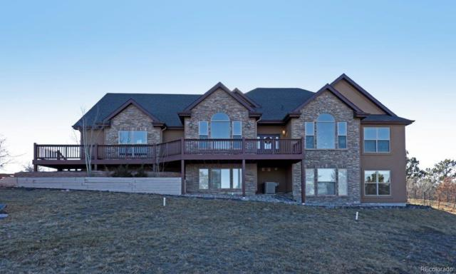 9265 Clydesdale Road, Castle Rock, CO 80108 (#9923807) :: Structure CO Group